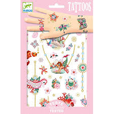 Tattoo Les bijoux de Fiona DJ09586 Djeco