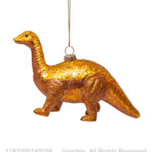 Kerstbal Dino Vondels