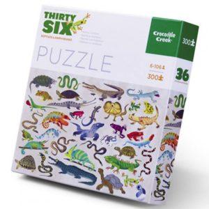 Puzzel Reptielen 300 stukjes