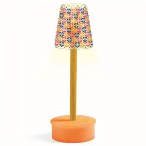 djeco wijs west wijswest online shoppen winkel amsterdam speelgoed Djeco DJ07831 Spelen 3070900078314 Lamp voor Poppenhuis