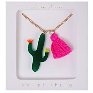 500066 Cactus Ketting Meri meri
