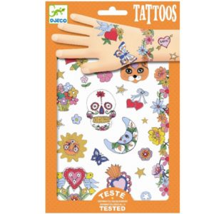DJ09578 Mexicaanse Tattoos