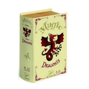 djeco wijs west wijswest online shoppen winkel amsterdam speelgoed Djeco DJ09928 Goochelen 3070900099289 Goocheldoos Dragonis
