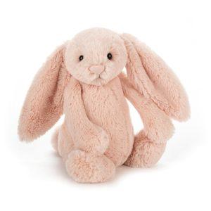 BAS3BLU Jellycat Bashful Blush Bunny Medium