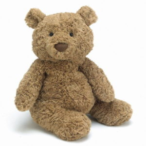 Jellycat-BARL2BR- Bartholemew Bear Large-Wijs West