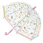 djeco wijs west wijswest online shoppen winkel amsterdam speelgoed Djeco DD04805 Buitenspelen 3070900048058 Paraplu Door de Lucht