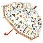 djeco wijs west wijswest online shoppen winkel amsterdam speelgoed Djeco DD04809 Buitenspelen 3070900048096 Paraplu In de Regen
