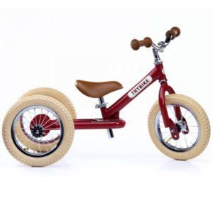 Trybike Steel Driewieler Vintage Rood trybike-2in1-vintage-rood-wijs-west1 trybike-2in1-vintage-rood-wijs-west1