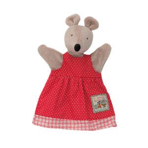 moulinroty wijs west wijswest online shoppen winkel amsterdam speelgoed Moulin Roty 632181 Knuffels 3575676321812 Handpop Nini