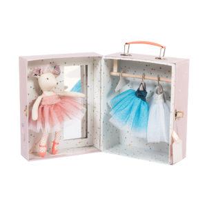 Balletdanseres verkleedkoffertje 711331 Moulin Roty