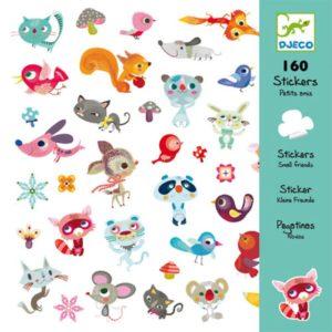 160-stickers-kleine-vriendjes-DJ08842-djeco-wijswest