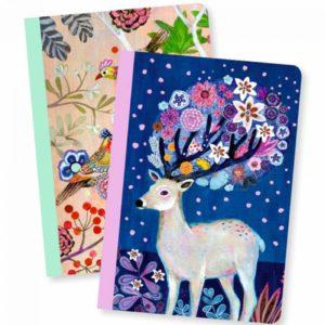 djeco wijs west wijswest online shoppen winkel amsterdam speelgoed Djeco DD03586 Knutselen 3070900035867 Twee notitieboekjes Martyna
