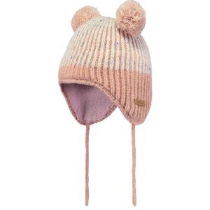 winter winterkleding herfstkleding sjaal muts handschoenen wijs west wijswest online shoppen winkel amsterdam speelgoed Barts 4253308 Accessoires  Muts Babs Inka Pink