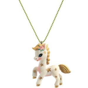 djeco wijs west wijswest online shoppen winkel amsterdam speelgoed Djeco DD03804 Accessoires 3070900038042 Djeco Ketting Pony