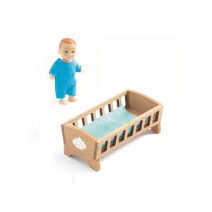 djeco wijs west wijswest online shoppen winkel amsterdam speelgoed Djeco DJ07834 Spelen 3070900078345 Djeco Baby Sacha