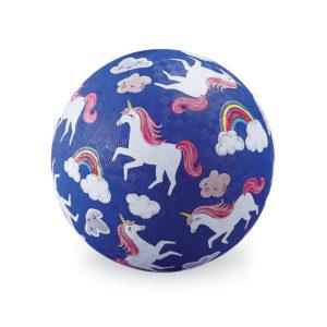 wijs west wijswest online shoppen winkel amsterdam speelgoed Crocodile Creek 3821827 Buitenspelen 732396218270 Speelbal Unicorn 10 cm