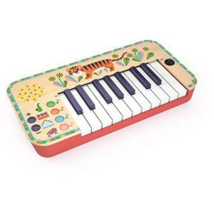 djeco wijs west wijswest online shoppen winkel amsterdam speelgoed Djeco DJ06023 Muziek 3070900060234 Djeco Animambo Synthesizer