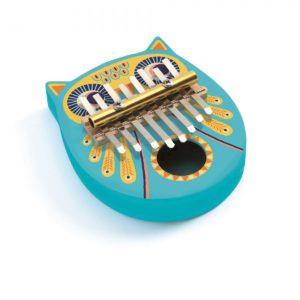 djeco wijs west wijswest online shoppen winkel amsterdam speelgoed Djeco DJ06019 Muziek 3070900060197 Djeco Muziekinstrument Kalimba