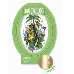 djeco wijs west wijswest online shoppen winkel amsterdam speelgoed Djeco DJ09605 Verkleden 3070900096059 Tattoo Tiger