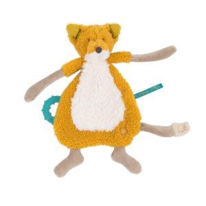moulinroty wijs west wijswest online shoppen winkel amsterdam speelgoed Moulin Roty 714017 Babyspeelgoed 3575677140177 Moulin Roty Speendoekje Vos