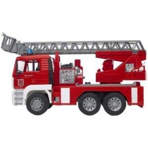 wijs west wijswest online shoppen winkel amsterdam speelgoed Bruder 48502771 Voertuigen 4001702027711 Bruder Brandweerwagen