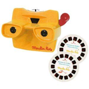 moulinroty wijs west wijswest online shoppen winkel amsterdam speelgoed Moulin Roty 711090 Spellen 3575677110903 Moulin Roty 3-D Kijker