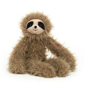 jelly cat wijs west wijswest online shoppen winkel amsterdam speelgoed Jellycat CY6SL Knuffels 670983116199 Jellycat Bonbon Sloth