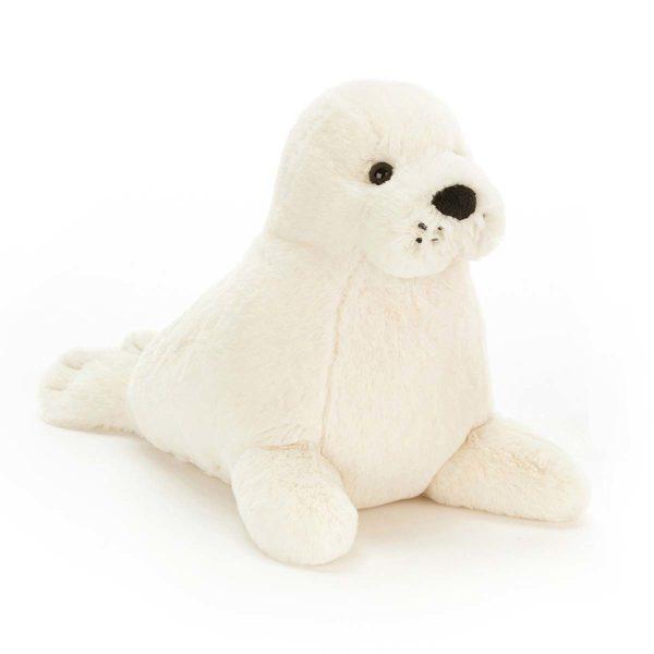 jelly cat wijs west wijswest online shoppen winkel amsterdam speelgoed Jelly Cat RAF6SP Opruimen 670983117189 Rafferty Seal Pup Small