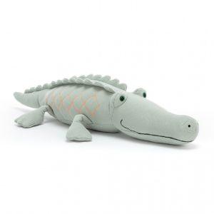 jelly cat wijs west wijswest online shoppen winkel amsterdam speelgoed Jellycat ZAG2CR Spelen 670983118889 Jellycat Zaggy Crocodile