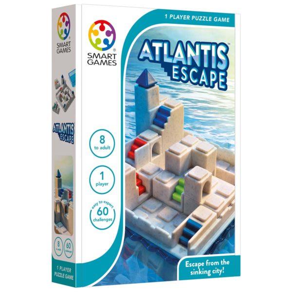 smart games online winkels Amsterdam Wijs West Atlantis escape