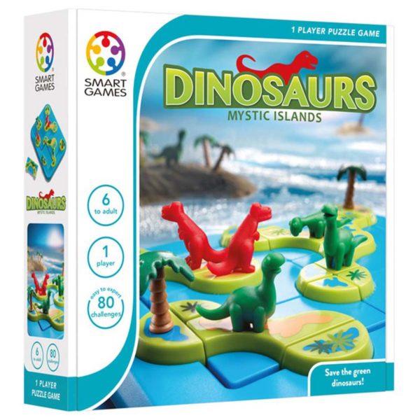 smartgames dinosaurs mystic islands wijswest online shoppen winkels Amsterdam