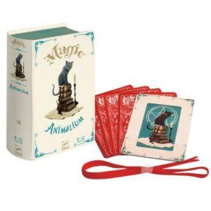 djeco wijs west wijswest online shoppen winkel amsterdam speelgoed Djeco DJ09921 Goochelen 3070900099210 Djeco Goocheldoos Animalium