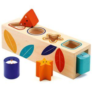 djeco wijs west wijswest online shoppen winkel amsterdam speelgoed Djeco DJ06202 Houten Speelgoed 3070900062023 Djeco Houten Vorm Basic