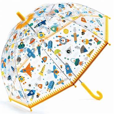 djeco wijs west wijswest online shoppen winkel amsterdam speelgoed Djeco DD04707 Buitenspelen 3070900047075 Djeco Paraplu Space