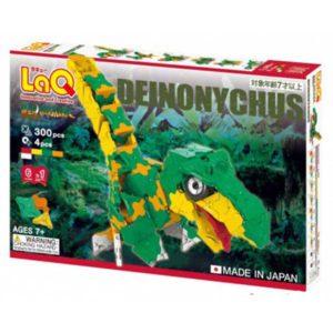 LaQ Dinosaur World Deinonychus speelgoed Amsterdam online bouwen