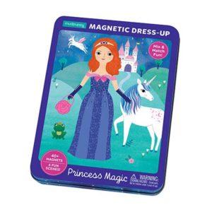 mudpuppy magneten prinses eenhoorn