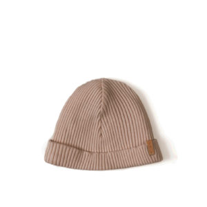 Wijs west Nixnut Rib Beanie Lychee 8720168963147 SS20 Kleding & Accessoires Accessoires