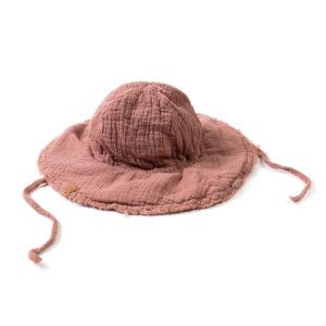 Wijs west Nixnut Sun Hat  Lychee  SS20 Kleding & Accessoires Baby Hoedjes & Petjes