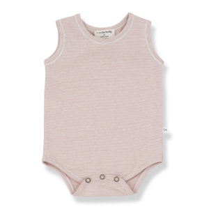 Wijs west 1+ in the Family Tamariu Rose  SS20 Kleding & Accessoires Baby Rompers