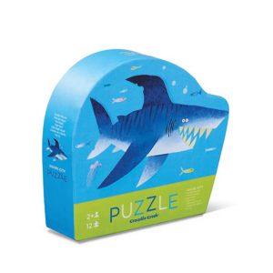 puzzel wijs west haai online speelgoed winkel amsterdam crocodile creek