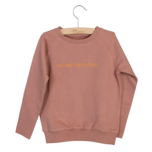 Wijs west Little Hedonist Sweater Caecilia Print Burlwood  SS20 Kleding & Accessoires Sweaters & Truien