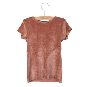 Wijs west Little Hedonist T-shirt Dean Burlwood  SS20 Kleding & Accessoires Shirt