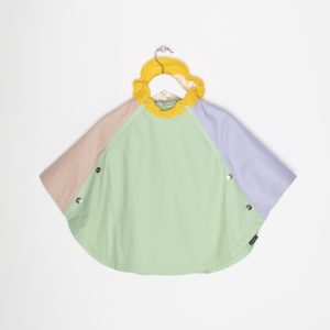 Wijs west Gosoaky Crouching Tiger Pastel Green 8720153561327 SS20 Kleding & Accessoires Regenkleding