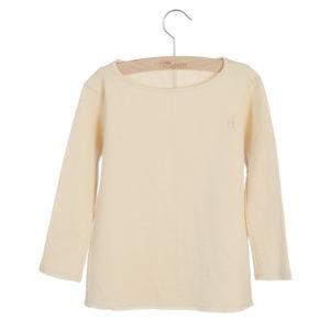Wijs west Little Hedonist Shirt Jack Bleached Sand  SS20 Kleding & Accessoires Shirt