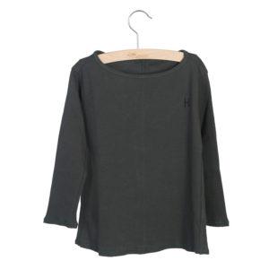 Wijs west Little Hedonist Shirt Jack Pirate Black Rib  SS20 Kleding & Accessoires Shirt