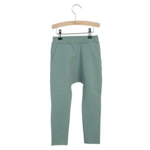 Wijs west Little Hedonist Baggy Pants Lou Chinois Green  SS20 Kleding & Accessoires Broeken