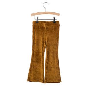 Wijs west Little Hedonist Flared Legging Monroe Gold  SS20 Kleding & Accessoires Broeken Leggings