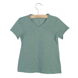 Wijs west Little Hedonist Shirt Nik Chinois Green  SS20 Kleding & Accessoires Shirt