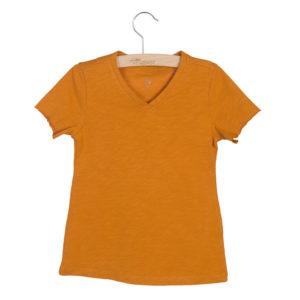 Wijs west Little Hedonist Shirt Nik Pumpkin Spice  SS20 Kleding & Accessoires Shirt