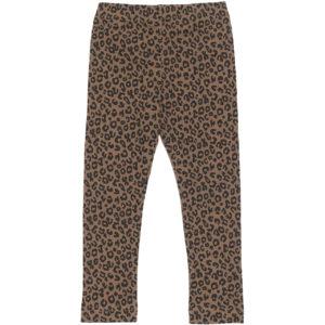Wijs west Maed for Mini Chocolate Leopard Legging  SS20 Kleding & Accessoires Broeken Leggings